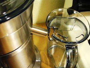 HomeGardenLook.com Breville 800JEXL Juice Fountain close-up view